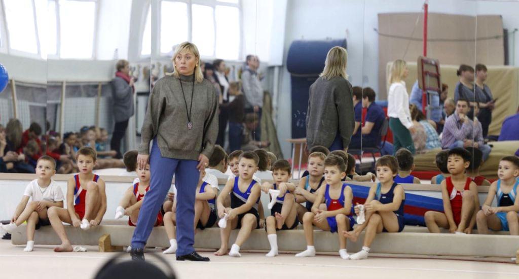 110 южно-сахалинских гимнастов поборолись за победу