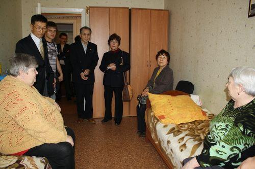 Частный дом для престарелых чернигов